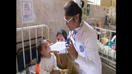 Se incrementan casos de enfermedades respiratorias en Trujillo