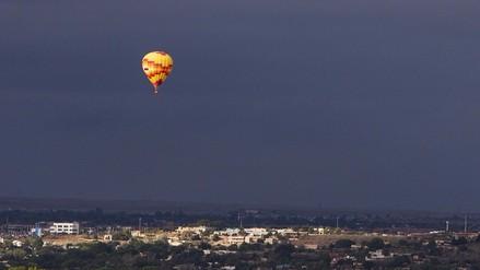 Un globo aerostático se estrella en EE.UU. con 16 personas a bordo