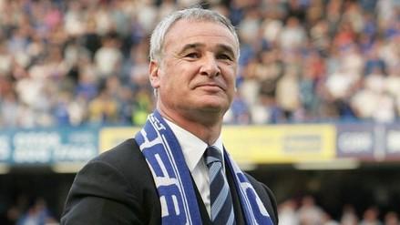 Premier League: la curiosa meta de Claudio Ranieri para esta temporada