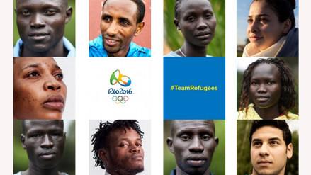 Del horror de la guerra a las olimpiadas, los refugiados que llegan a Río 2016