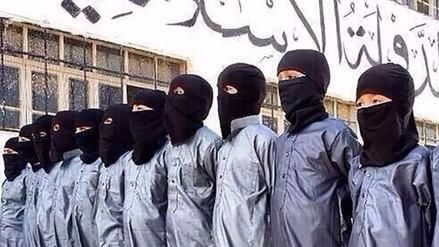 Estado Islámico: la trágica vida de los niños reclutados para ser soldados