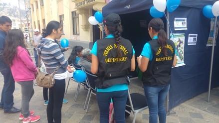 Inician campaña contra la trata de personas en Cajamarca