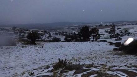 Continuará descenso de temperaturas en zonas altoandinas