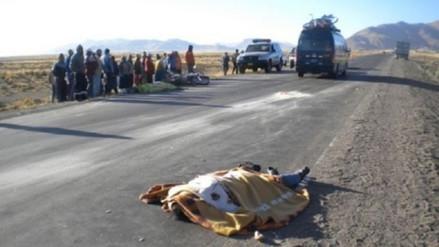 247 accidentes de tránsito y 44 fallecidos hasta la fecha en Lambayeque