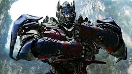 Twitter: revelan poster de Transformers The Last Knight