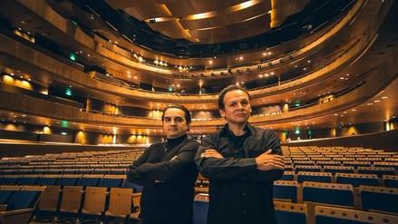Juan José Chuquisengo y José Luis Madueño: Concierto de lujo en el GTN