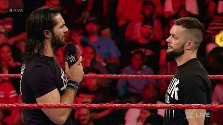 WWE: Finn Bálor golpeó a Seth Rollins y calentó la ruta a SummerSlam