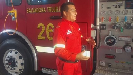 Trujillo: Compañía de Bomberos alista maratón por aniversario