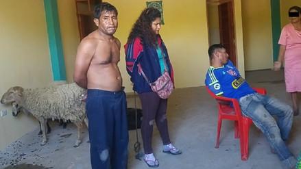 Permanecen detenidos cuatro presuntos abigeos de Mórrope