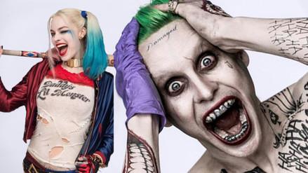 Instagram: Jared Leto publica nueva foto de The Joker y Harley Quinn