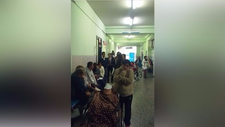 Essalud: Falta de médicos genera hacinamiento en Policlínico Grau