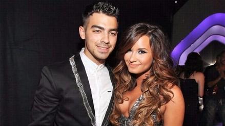 Video. Joe Jonas y Demi Lovato recrearon 'Camp Rock'
