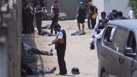 Esto dijo la Defensoría sobre presuntas ejecuciones extrajudiciales en PNP