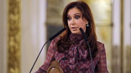 Cristina Fernández de Kirchner dice que no tiene miedo de ir presa