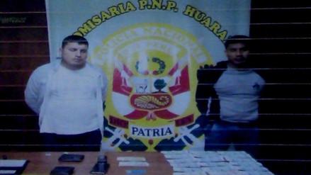 Huaral: capturan a integrantes de banda 'Los malditos de Ventanilla'