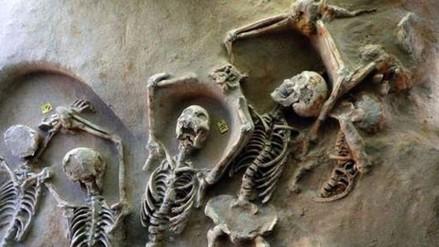 El misterio tras el hallazgo de 80 esqueletos maniatados del siglo VII a.C.