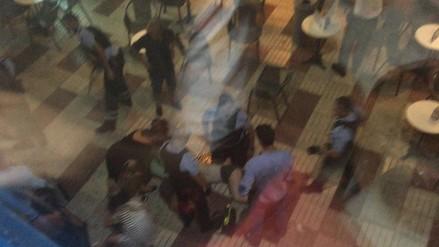 VIDEO. Un 'flashmob' fue confundido con un atentado terrorista
