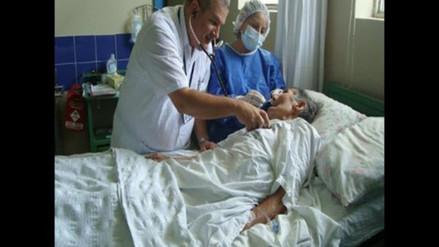 Salud registra 39 personas fallecidas por causa de la neumonía
