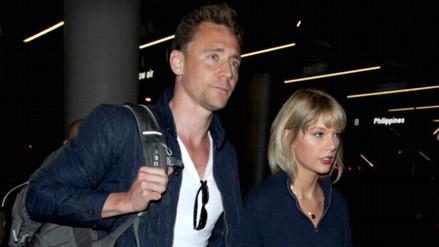 Taylor Swift y Tom Hiddleston listos para iniciar su propia familia