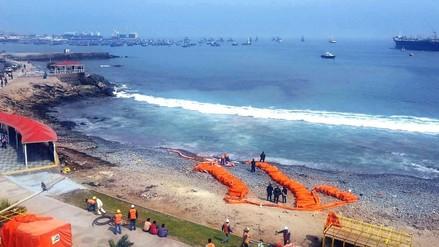 Video: Derrame de combustible en puerto de Ilo alarmó a pescadores