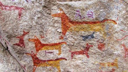 Realizarán trabajos de conservación en pinturas rupestres de Mantto