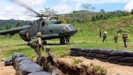 Satipo: soldado resulta herido producto de un ataque terrorista