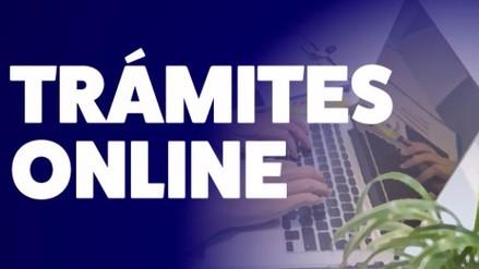 ¿Qué tipo de documentación se puede realizar en línea?