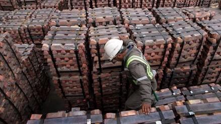 El cobre cayó a su menor precio en dos semanas por causa de China