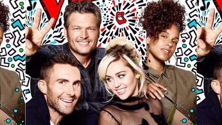 The Voice: reality de TV cambia de entrenadores