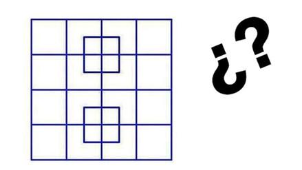 ¿Cuántos cuadrados hay en esta imagen? El reto que es viral en la red