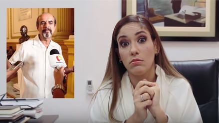 Youtube: Tilsa Lozano critica los looks de los políticos