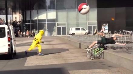 Facebook: Jugadores de Pokémon GO son víctimas de graciosas bromas