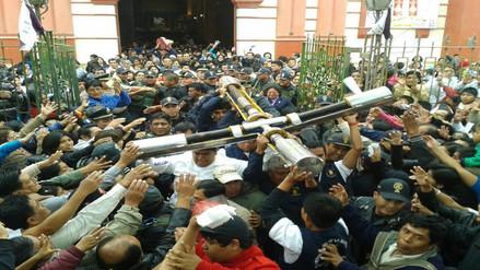 Destinan 120 policías para custodiar la festividad de la Cruz de Motupe