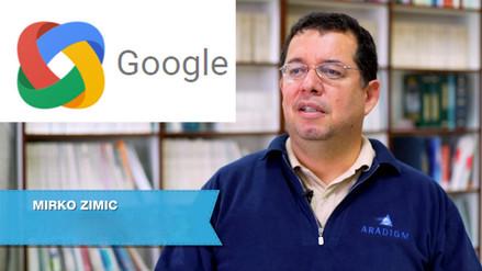 Google premió a un peruano por su proyecto tecnológico