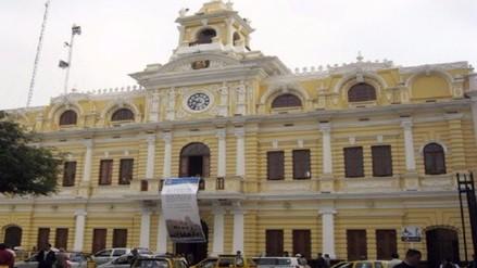 Ministerio de Economía congela cuentas de la municipalidad de Chiclayo