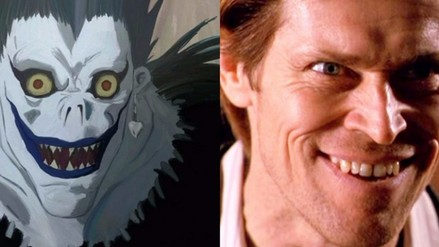 "Netflix: Willem Dafoe protagonizará live-action filme de ""Death note"""