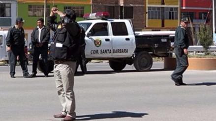 Inspectoría investiga a policías que se rehusaron a recibir denuncia de violación