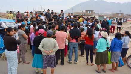 Trujillo: 300 familias invaden terrenos del Estado