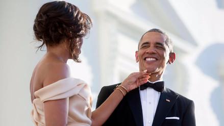 El romántico mensaje que Michelle Obama le dedicó a Barack por su cumpleaños