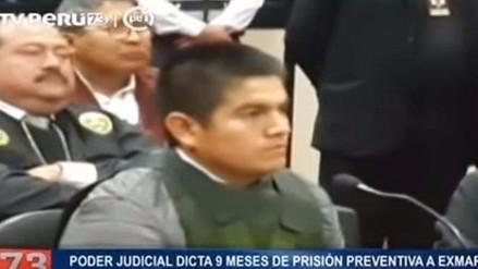 Los Olivos: dictan nueve meses de prisión preventiva a presunto violador de niñas