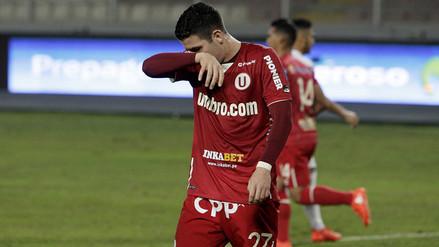 Universitario perdió 3-1 con San Martín y sigue sin levantar cabeza