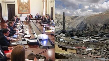 Caso Doe Run: Gobierno propondrá al Congreso cambio a Ley Concursal