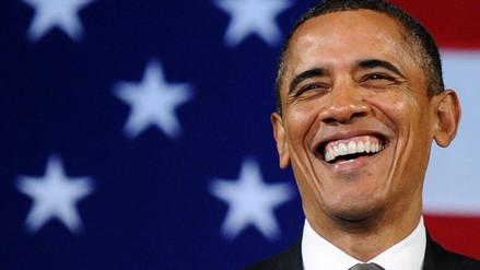 Barack Obama cumple hoy 55 años y su regalo es que tiene 54% de aprobación