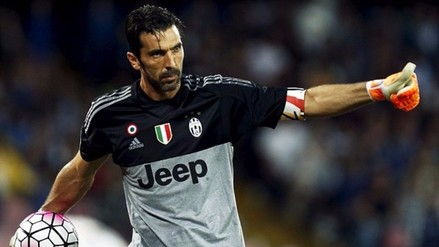 Juventus: Gianluigi Buffon elogió fichaje de Gonzalo Higuaín