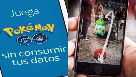Pokémon Go: Operadoras ofrecen jugar videojuego sin consumir datos