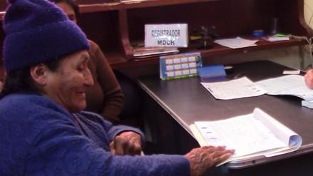 Junín: mayores de sesenta años son las principales víctimas de las IRAS