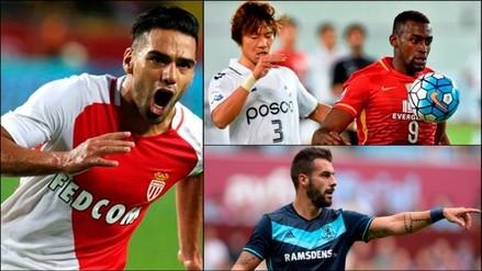 Radamel Falcao y los jugadores que más valor perdieron en el último año