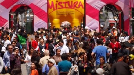 LATAM: Mistura 2016 recibirá más de 35,000 turistas extranjeros