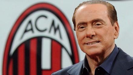 Milan: Silvio Berlusconi acordó con inversionistas chinos venta del club