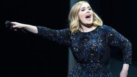 Adele vivió uno de sus mayores bochornos